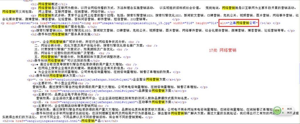 上海网站营销图片